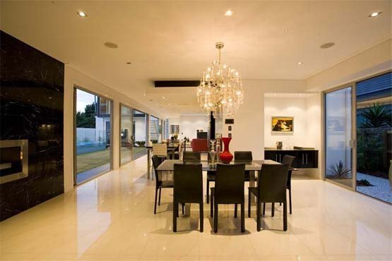 Dinning Hall of Dream home in Banya Street Bulimba