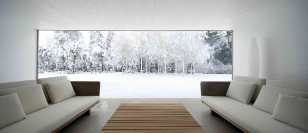 Guest Room of f AA House by OAB