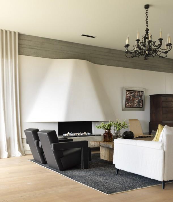 Interior Designing of Gordons Bay House