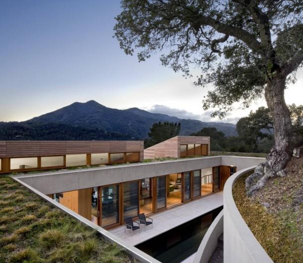 Kentfield Hillside Residence