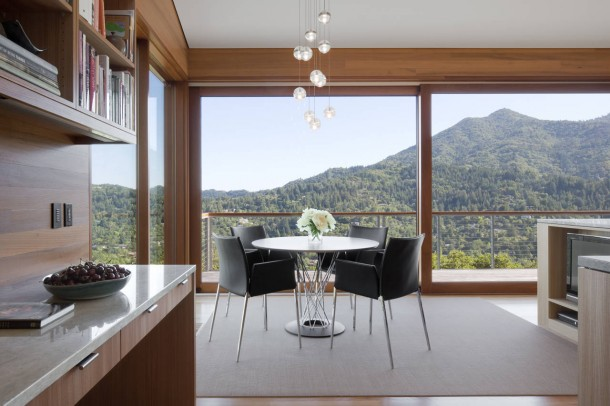 Kentfield Hillside Residence View