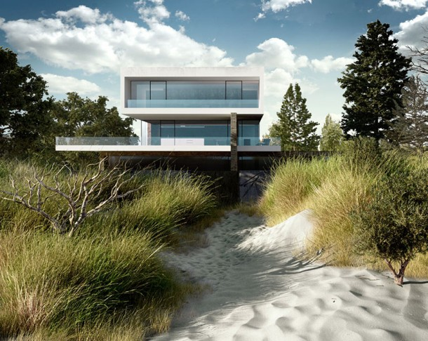 Making of Baltic Sea House