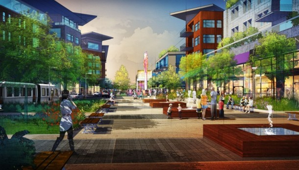 Making of Urban Plaza