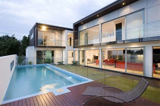 Pool of  Dream home in Banya Street Bulimba