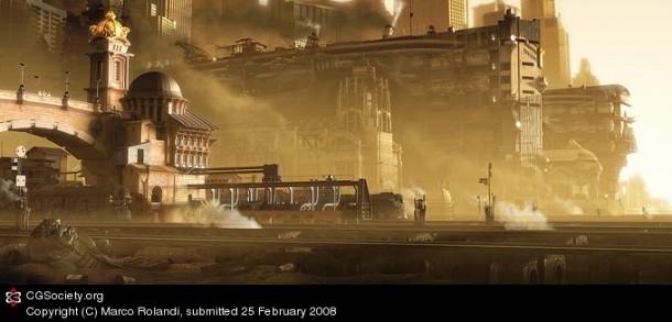 Rail haven