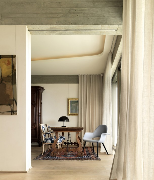 Room of Gordons Bay House