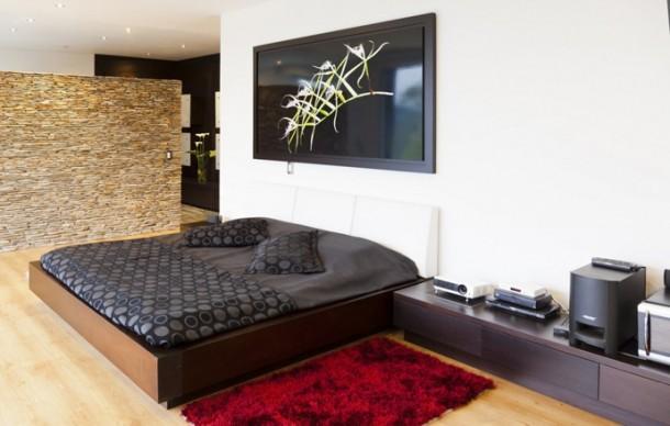 Bedroom of Lago en el Cielo