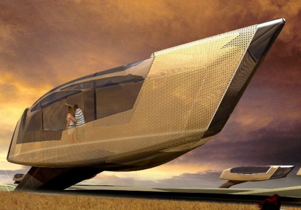 Futuristic Homes