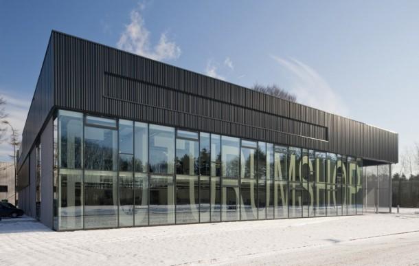 Futurumshop by AReS Architecten View
