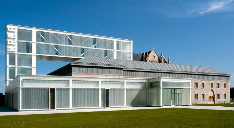 Krea Arts Centre by Roberto Ercilla Arquitectura