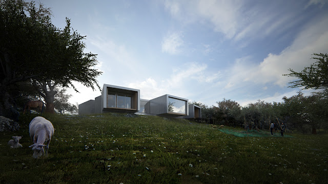 Making of House in Alentejo