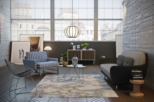Download realistic interior exterior scenes and 3d - Vray realistic render settings exterior ...