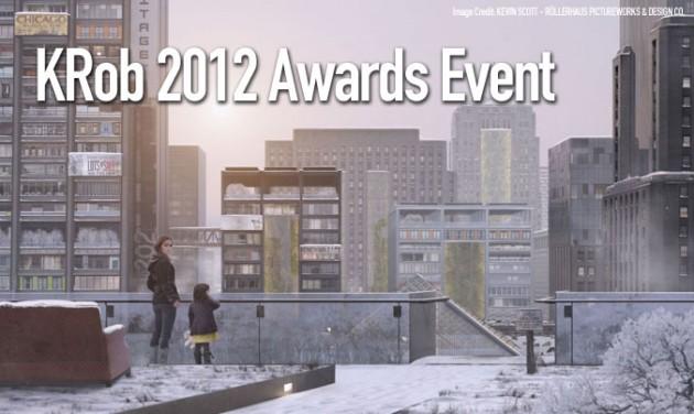 KRob 2012 Awards Event