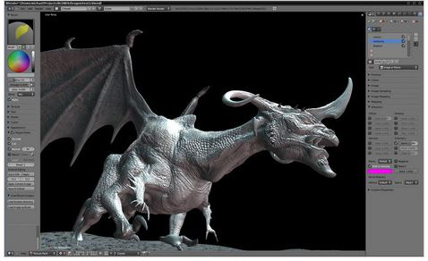 Free And Open Source 3D Modeling Application